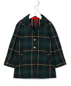 Rykiel Enfant | Checked Coat 6 Yrs
