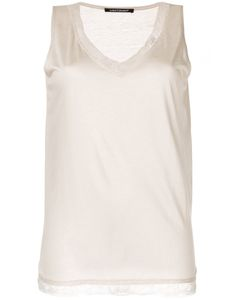 Luisa Cerano | Lace Detail Top Women