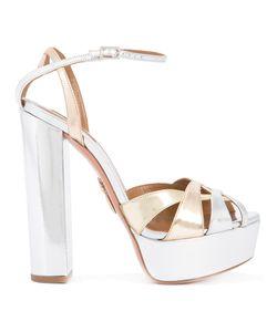 Aquazzura   Strapped Sandals Size 36