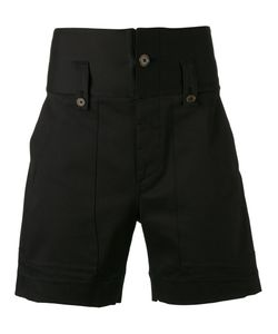 Ports   1961 High-Waisted Bermuda Shorts