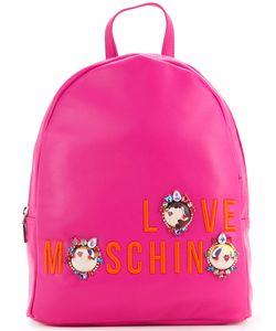 Love Moschino | Рюкзак С Логотипом