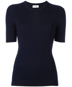 Courreges | Courrèges Ribbed Knit T-Shirt Size 2