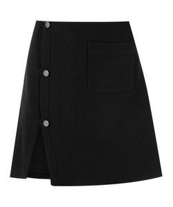EGREY   Side Slit Skirt Size 40