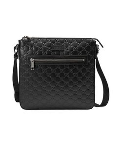 Gucci | Signature Leather Messenger