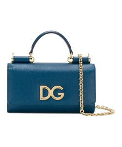 Dolce & Gabbana | Mini Von Wallet Crossbody Bag