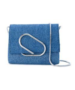 3.1 Phillip Lim | Alix Shoulder Bag Calf Leather/Metal/Cotton