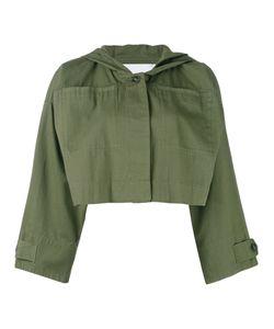 Alexander Wang | Укороченная Куртка В Стиле Милитари