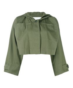 Alexander Wang | Cropped Military Jacket
