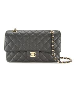 Chanel Vintage | Quilted Cc Double Flap Chain Shoulder Bag