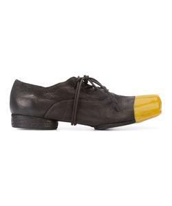 UMA WANG | Contrast Toe Oxford Shoes