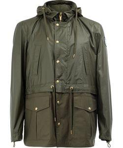 Moncler Gamme Bleu   Hooded Field Jacket Size 2