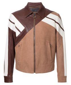 Neil Barrett | Куртка С Геометрическими Панелями