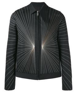 Rick Owens | Embroidered Bomber Jacket Size 46
