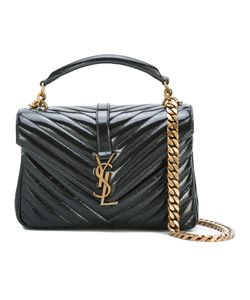 Saint Laurent | Small Monogram Collège Satchel