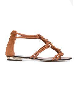 Le Silla | Embellished Sandals 38.5