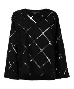 Federica Tosi | Diamond Blouse Xs
