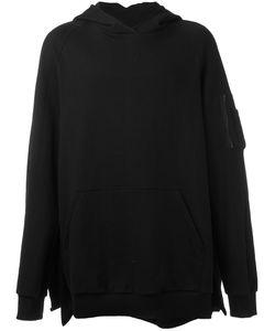 MOOHONG | Sleeve Pocket Hoodie 44 Cotton