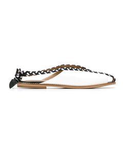 Manolita | Leather Sandals 37