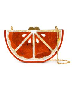 Isla | Fruit Shaped Clutch Acrylic