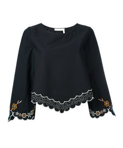 See By Chloe | See By Chloé Hem Blouse 36