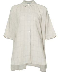 DUSAN | Square Pattern Shirt Size Medium