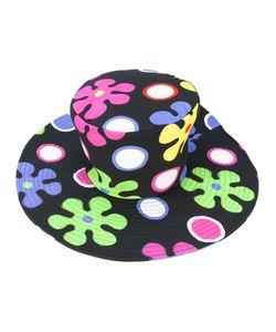 Moschino   Шляпа С Цветочным Принтом