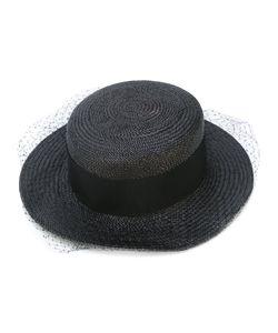 FEDERICA MORETTI | Net Trim Boater Hat