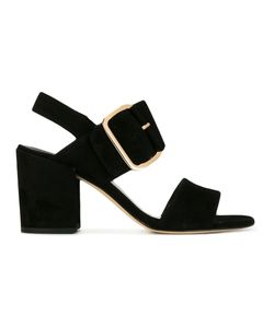 Stuart Weitzman | City Sandals 41 Leather/Suede