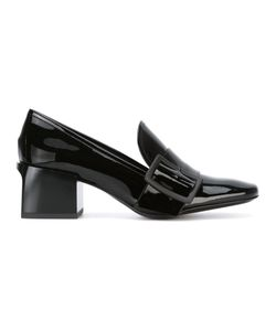 Jil Sander | High Shine Pumps Goat Skin/Patent