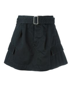 Marc Jacobs | Belted Cargo Skirt 6 Cotton