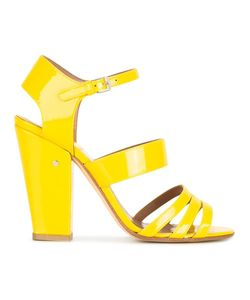 Laurence Dacade | Ninon Sandals 37.5 Patent Leather/Leather