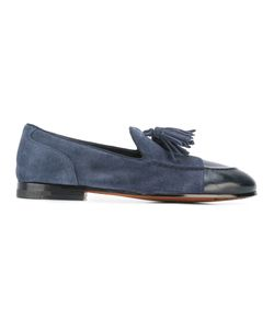 Alberto Fasciani | Tasseled Low-Heel Loafers Size 37.5