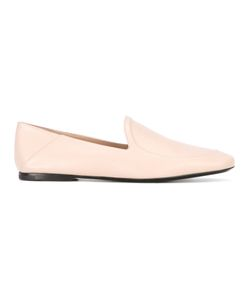 Jil Sander | Round Toe Loafers Calf Leather/Goat