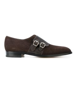Manolo Blahnik | Encore Monk-Strap Shoes