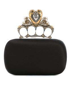 Alexander McQueen | Heart Knuckle Box Clutch