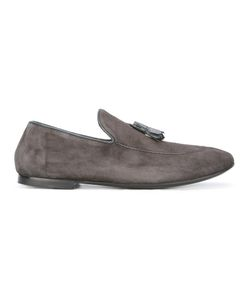 Rocco P. | Tassel Loafers 42 Suede/Leather