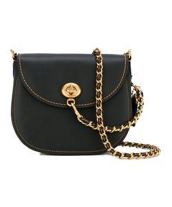 COACH   Turnlock Saddle Bag