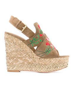 Ash | Bikini Wedge Sandals 39