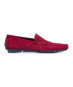 Roberto Cavalli   Perforated Loafers 44