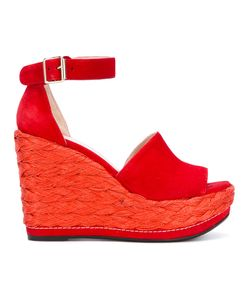 Stuart Weitzman | Soho Wedge Sandals