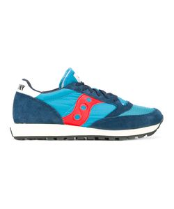 Saucony | Lateral Patch Lace-Up Sneakers Size 11