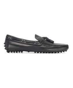Carshoe | Car Shoe Lace-Up Loafers 7.5 Calf Leather/Leather/Rubber