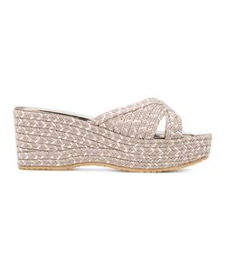 Jimmy Choo | Prima Sandals Size 36