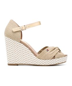 Tommy Hilfiger | Zigzag Wedge Sandals