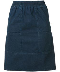 A.P.C.   A.P.C. Front Pockets Denim Skirt