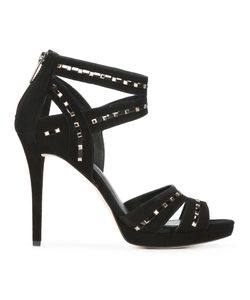 Michael Michael Kors | Studded Sandals 5.5 Calf Suede/Rubber/Leather