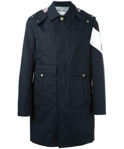 Moncler Gamme Bleu | Oversized Flap Pockets Coat 2