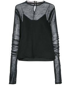 Irene | Oversized Sleeve Jumper