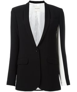 Each X Other | Shawl Lapel Blazer Small Acetate/Viscose