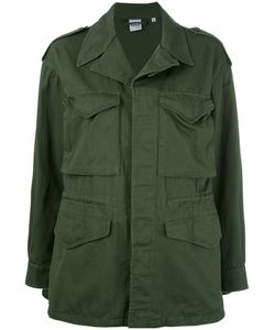 Aspesi | Cargo Pocket Military Jacket Medium Cotton